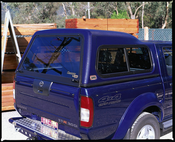 Double Cab grained - high roof canopy for Nissan Navara D22 1997 - 2005  sc 1 st  Van-Extras & Van-Extras - The UKu0027s Leading Commercial Vehicle Accessories ...
